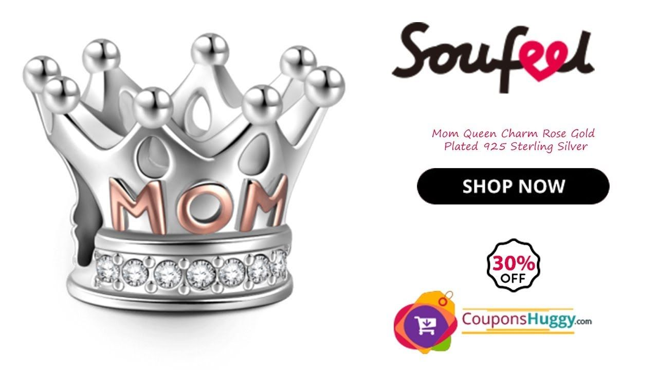 Get perfect mothers day gift with soufeel coupons