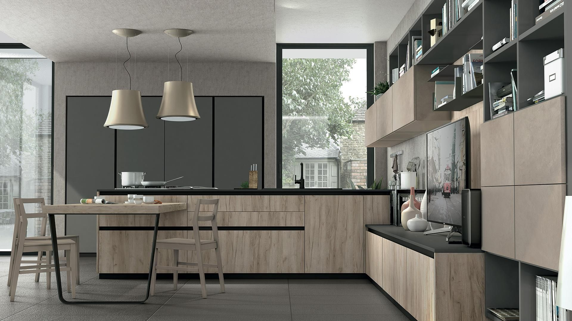 Immagina Lux - Cucine Lube | suggestions kitchen furniture ...