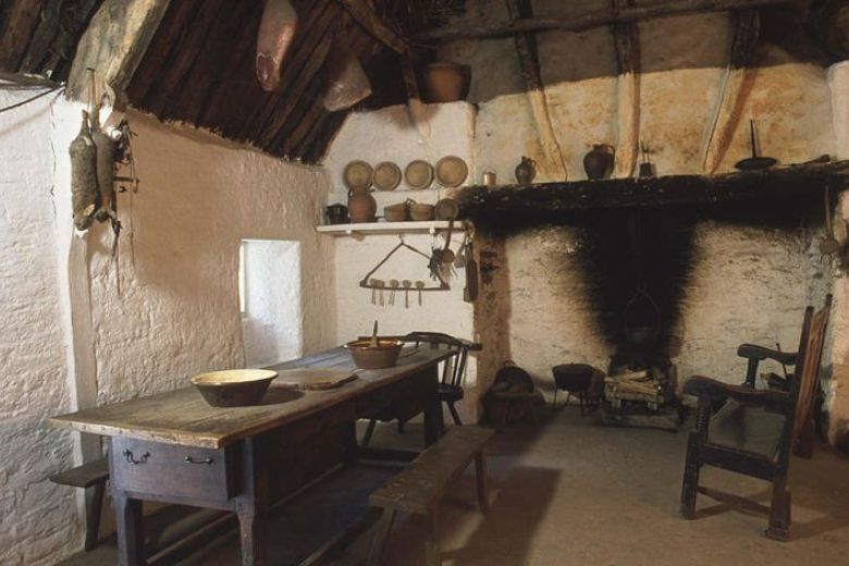 Image result for 18th century stone cottage interior | Ideas for the