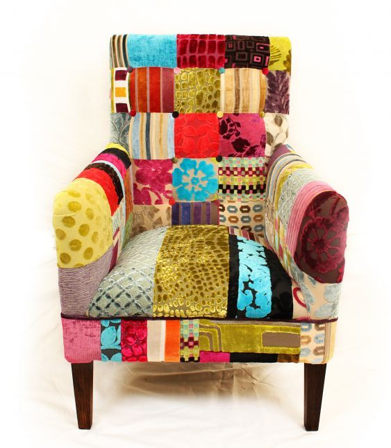 Unique Patchwork Furniture We Have Made Over The Years.