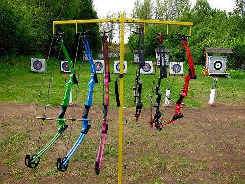 archery 21 arrow range - photo #17