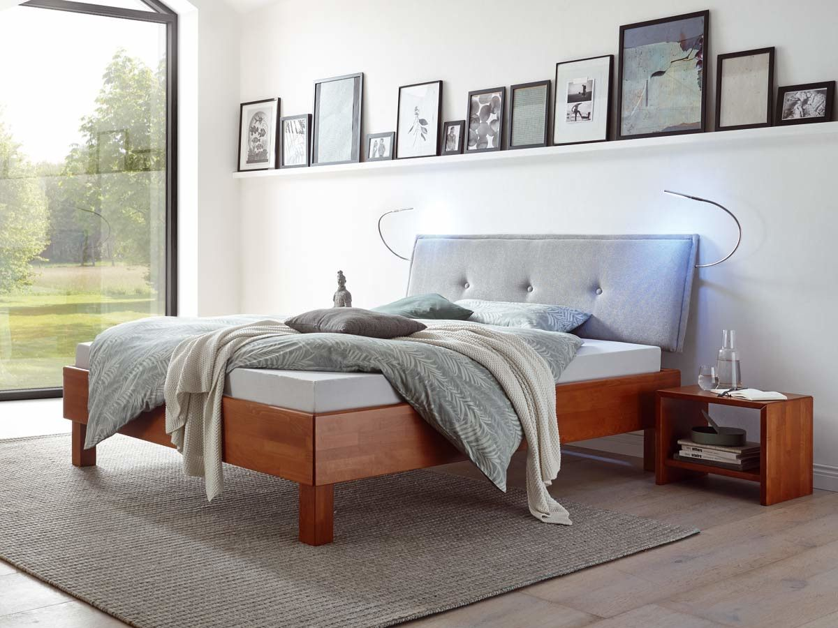 Hasena Wood Line Designbett Talwo Hasena Betten Haus Deko Und Bett