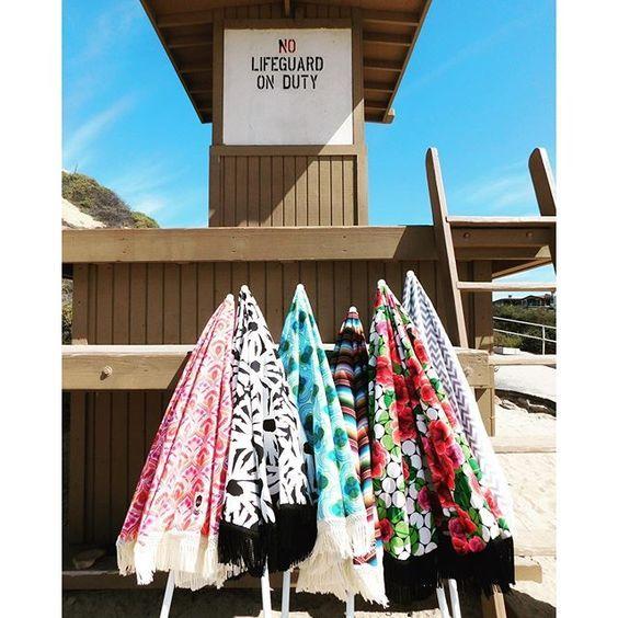 2016 Beach Brella Collection! Luxury Lifestyle Umbrellas   https://beachbrella.com #beachbrella #beachumbrella #beachdecor #beach #lagunabeach #beachaccessories #family #uvprotection  #summer #sunprotection #sunscreen #umbrella