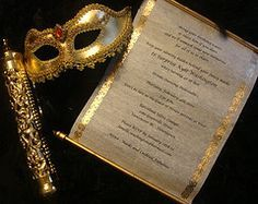 masquerade party invitations Google Search 18th party