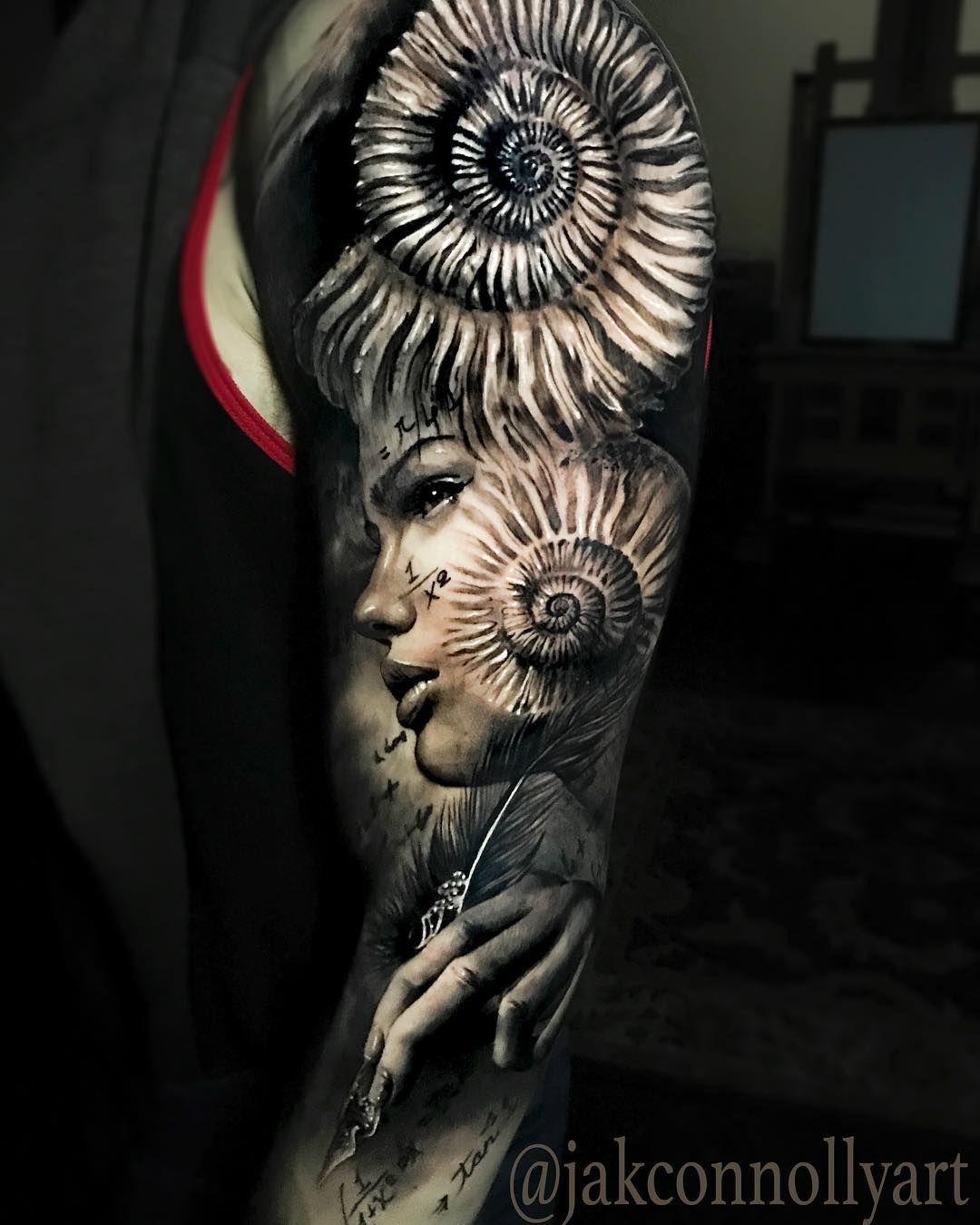 Arlo Dicristina Tattoo Artist: Arlo DiCristina #tattoo #art