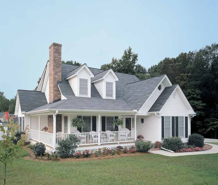 Victorian Style House Plan 4 Beds 3 Baths 1944 Sq Ft