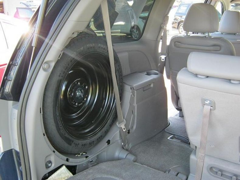 Great Tire Size For Honda Odyssey 2007