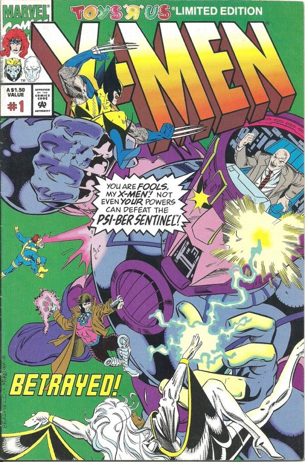 The X Men Rescue Professor X Jean And Psylocke From Gideon S New Brotherhood Of Evil Mutants Characters X Men Storm Cyclops Archan X Men Comics Psylocke