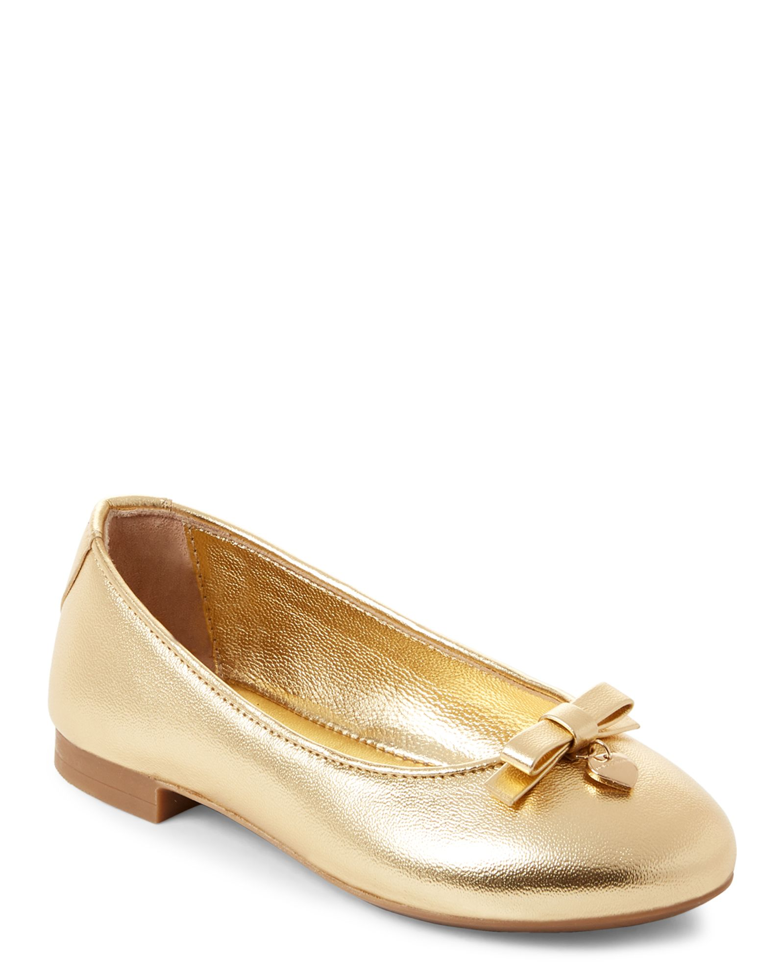 Dolce\u0026Gabbana (Toddler/Kids Girls) Gold