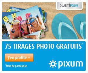 Tirage photo qualité premium