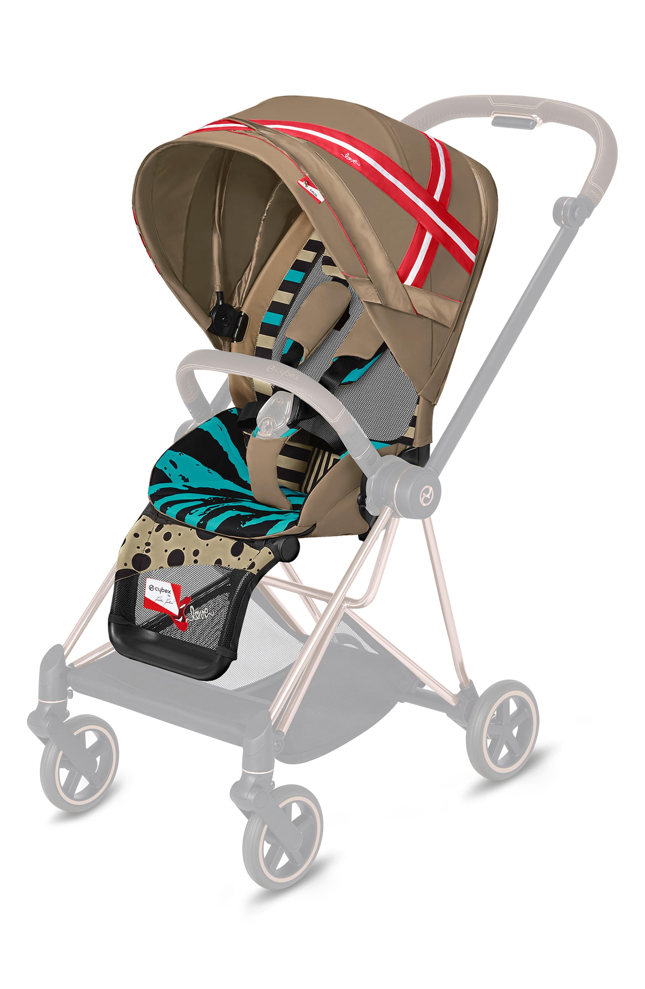 Infant Cybex X Karolina Kurkova Seat Design Pack For Mios
