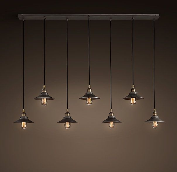 bar lighting - restoration hardware & bar lighting - restoration hardware   Fixtures   Pinterest ... azcodes.com