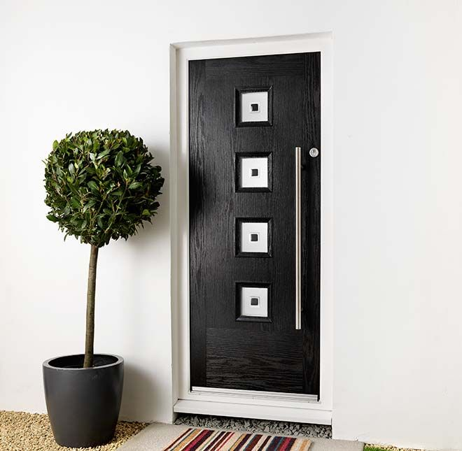 GRP Contemporary Front and Back Doors Gallery | Everest : everest door - pezcame.com