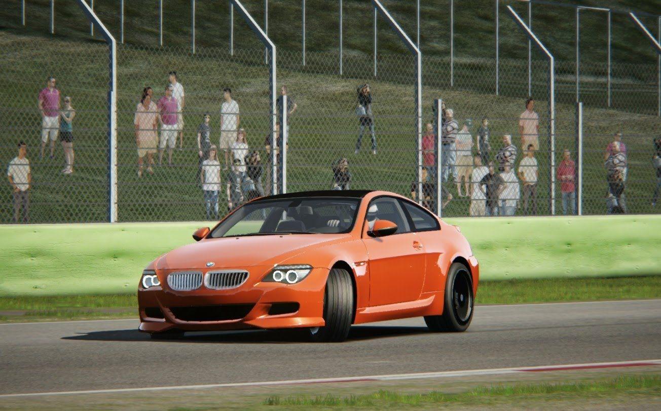 Assetto Corsa Bmw M6 G Power Hurricane Rr Imola Gtm Virtua