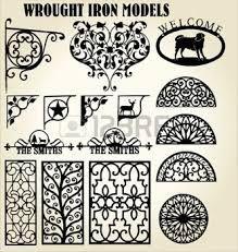 Resultado de imagen para modelos de rejas para ventanas en hierro forjado