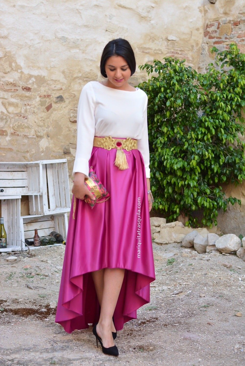 Invitadas perfectas By Mariquita Trasquilá, moda España | wedding ...
