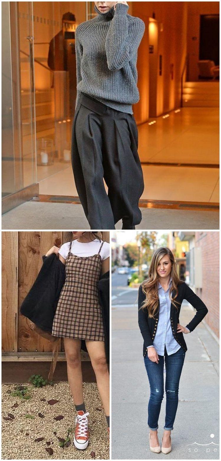 51 idées de tenues d'hiver toutes noires attrayantes