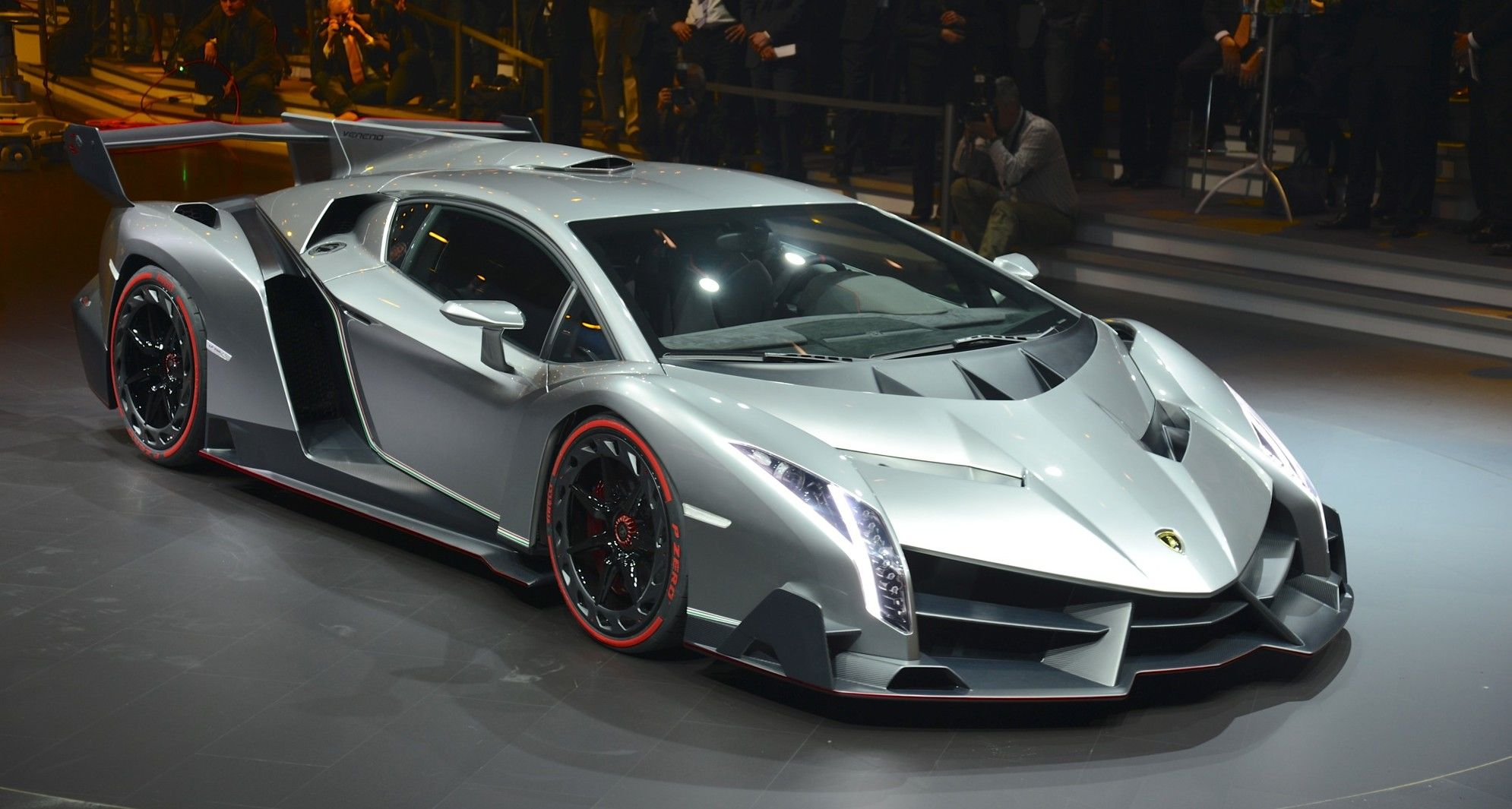 The Lamborghini Veneno is great!