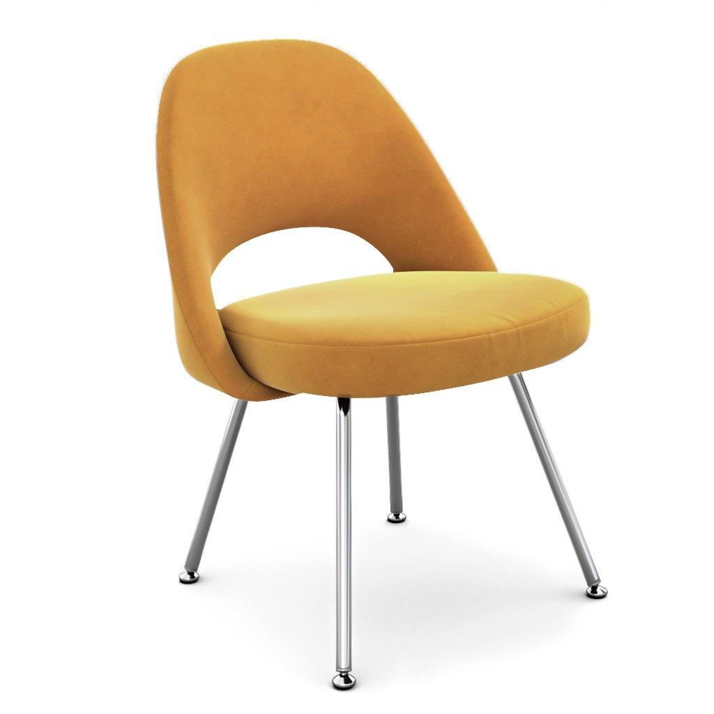 Saarinen Executive Side Chair Steel Legs in 2019 Side