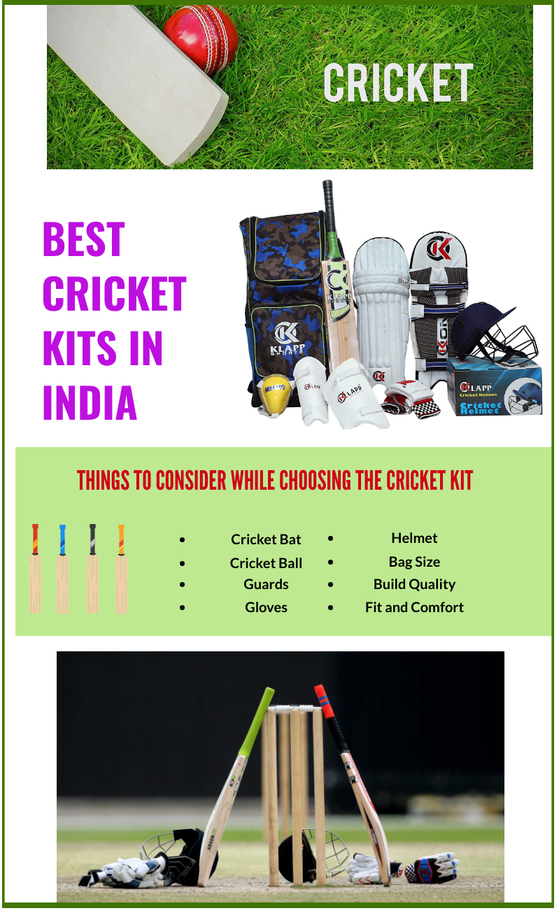 Best Cricket Kits In India In 2020 Cricket Buying Guide Cricket Balls