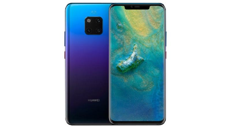 Huawei Mate 20 Pro #displayresolution