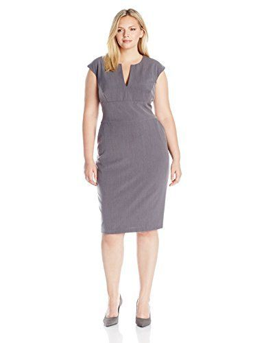 "Product review for Single Dress Women's Plus-Size Meg Dress.  - Highlight your curves in this stunning structured dress with great V-neck and lined with 'Single Secret Weapon' stretch lining.   	 		 			 				 					Famous Words of Inspiration...""I have come to the conclusion that my subjective account of my motivation is largely mythical on..."