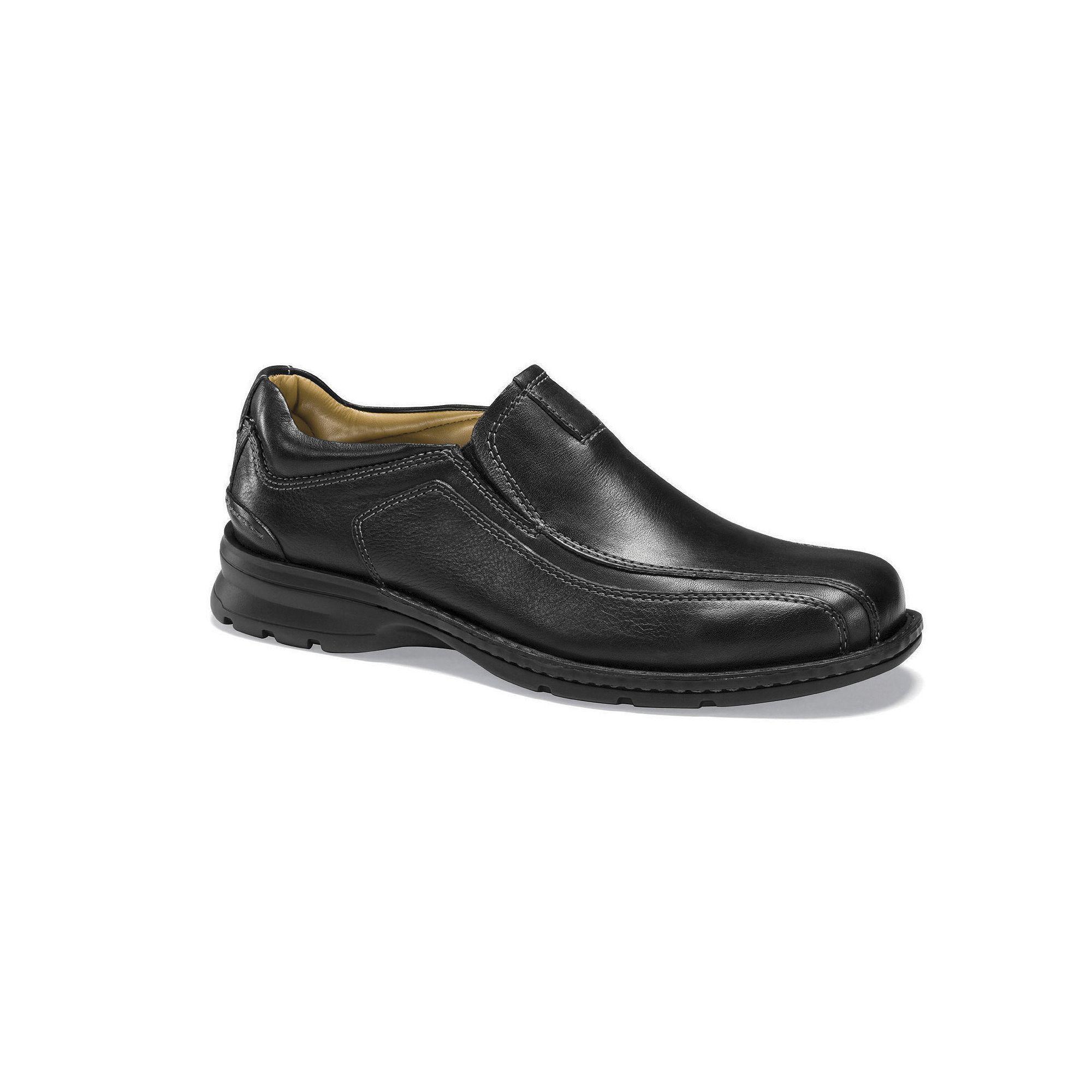 Dockers Agent Men's Leather Casual SlipOn Shoes, Size