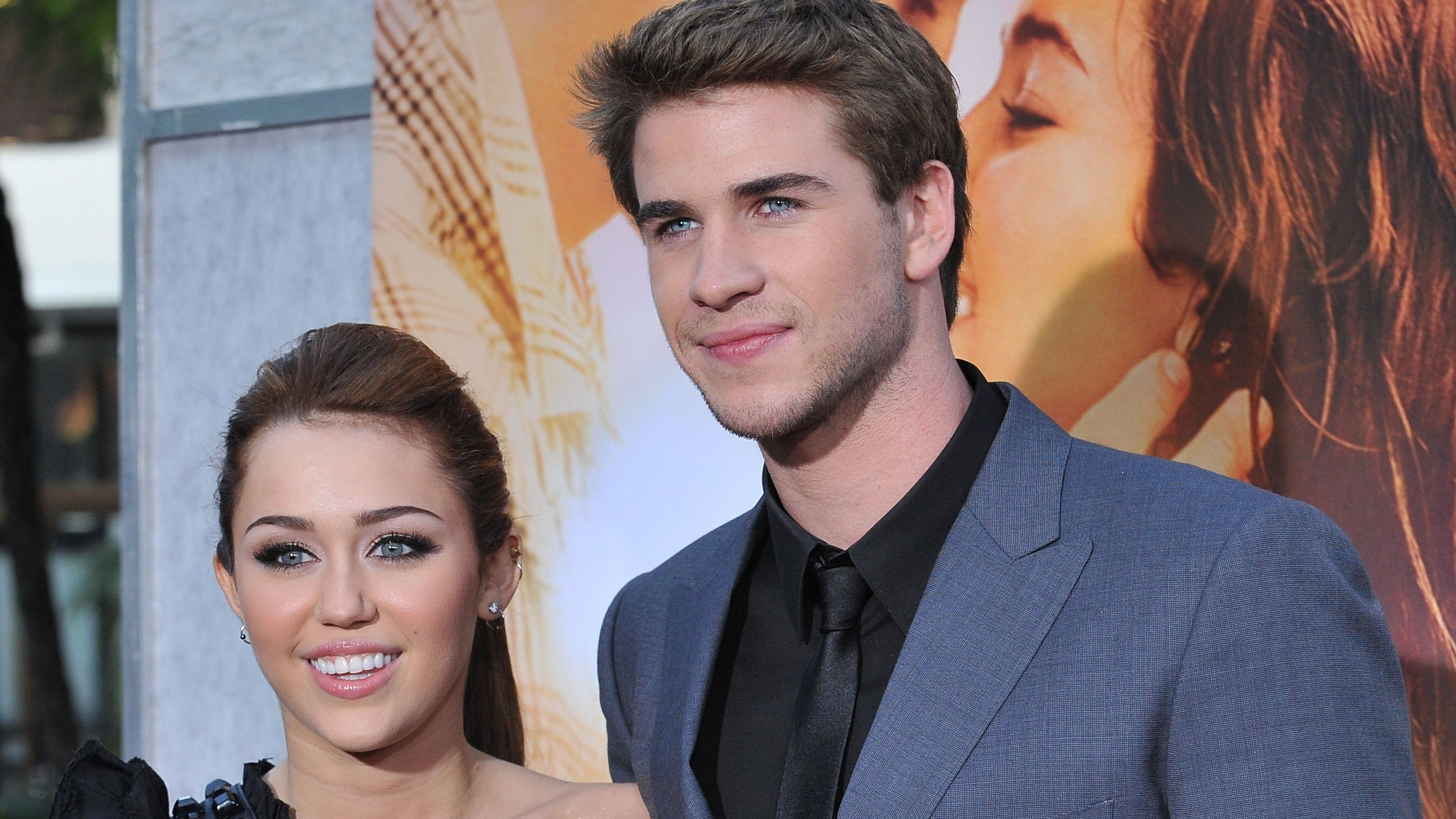 Image result for miley cyrus liam hemsworth the last song