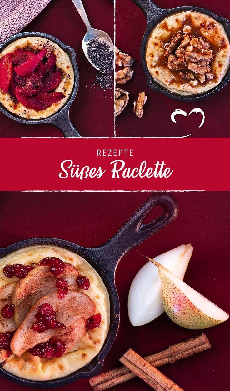 Raclette-Genuss #racletteideen