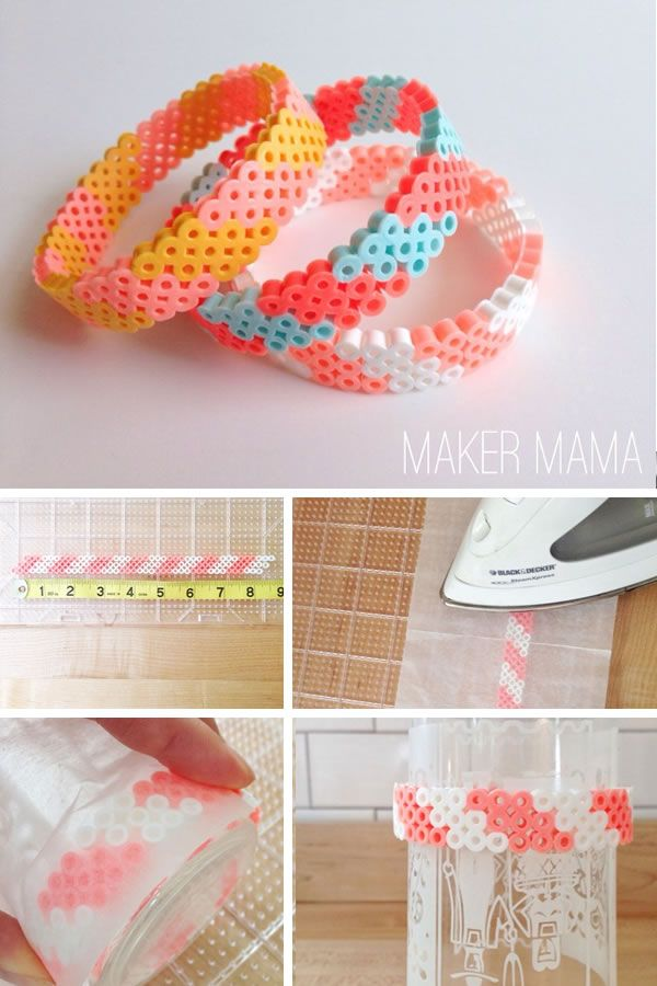 Photo of Manualidades originales con Hama Beads – Manualidades