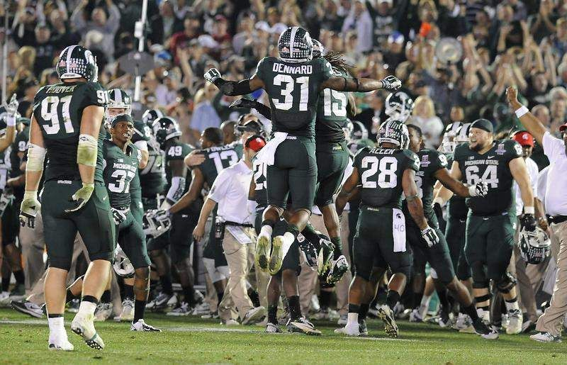 Graham couch rose bowl just the beginning for rising msu