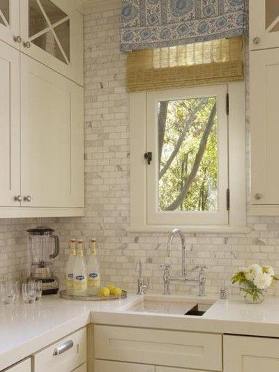 Countertop To Ceiling Kitchen Backsplash Inspiration Kitchen