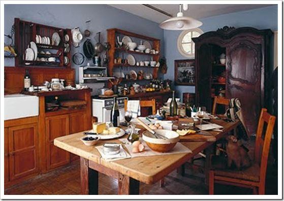 Elizabeth David S Kitchen Terence Conran Designer Creative