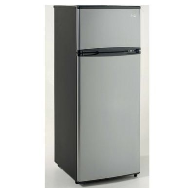 Avanti 7.4 Cu. Ft. 2 Door Refrigerator Platinum | Products ...
