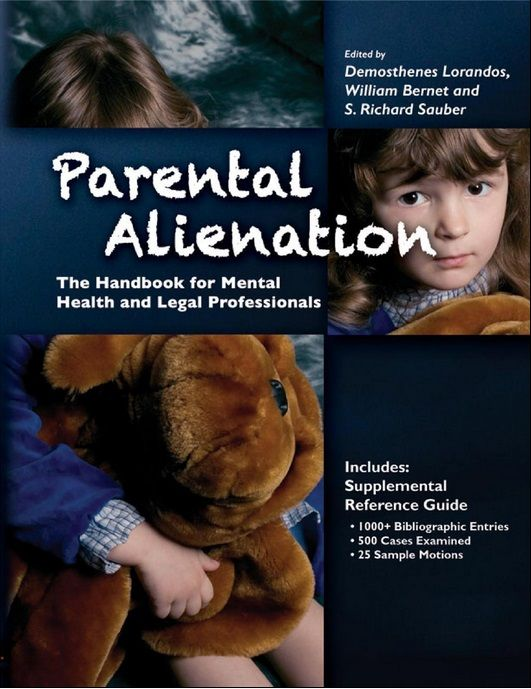 Parental Alienation The Handbook For Mental Health And Legal