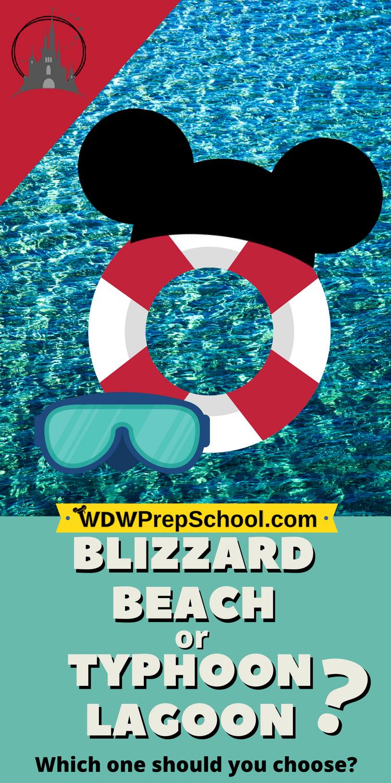 Blizzard Beach Vs Typhoon Lagoon Battle Of The Disney World Water