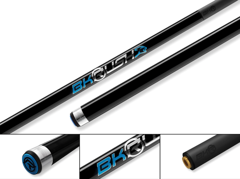 The all new BK-Rush high-performance break cue combines