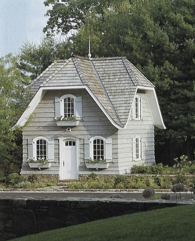 Pin By Lorna Macdougall On Garage Plans: Small Cottage Homes, Cottage