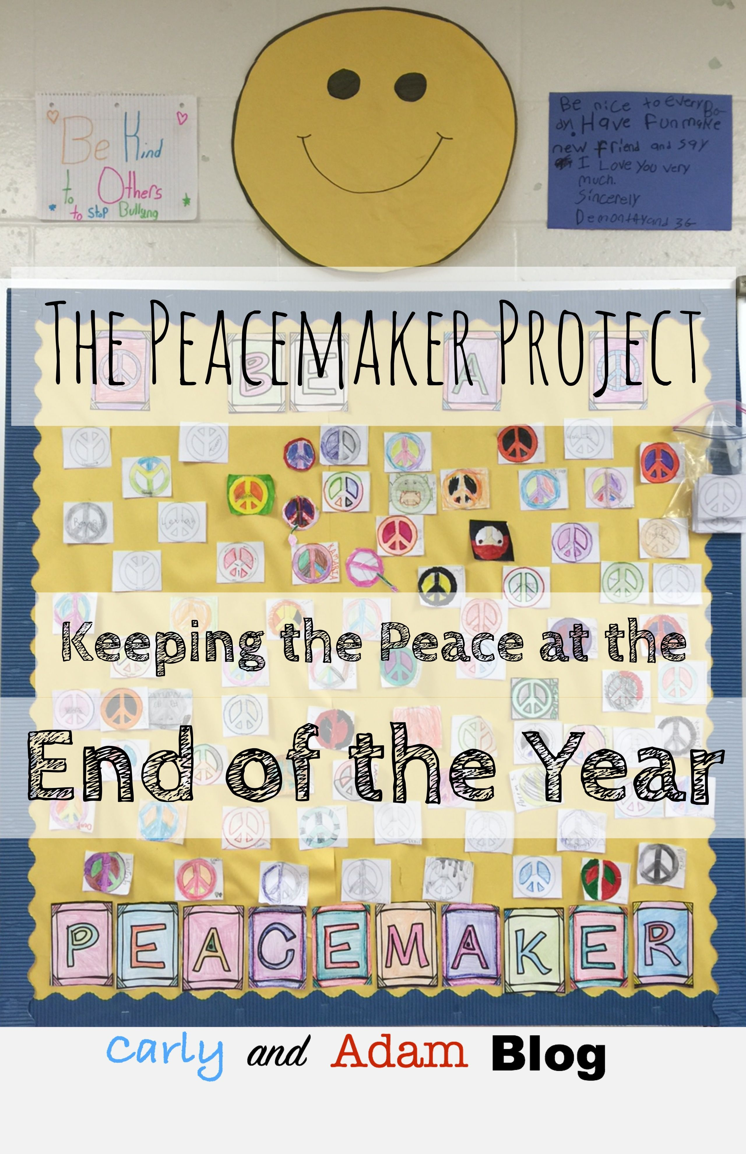 End Of The Year Classroom Management Ide