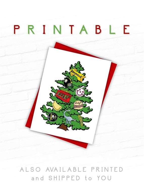 Merry Christmas from the Lizard Greeting Card A6