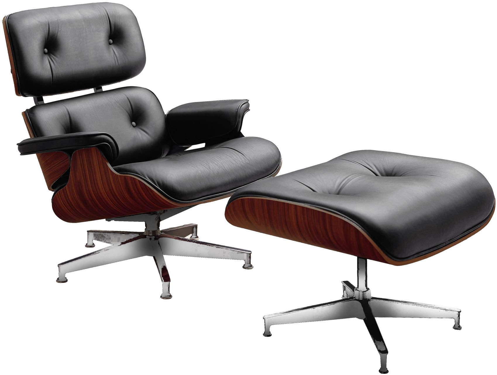 Lounge Chair Charles Eames charles eames style leather lounge chair specialist furniture
