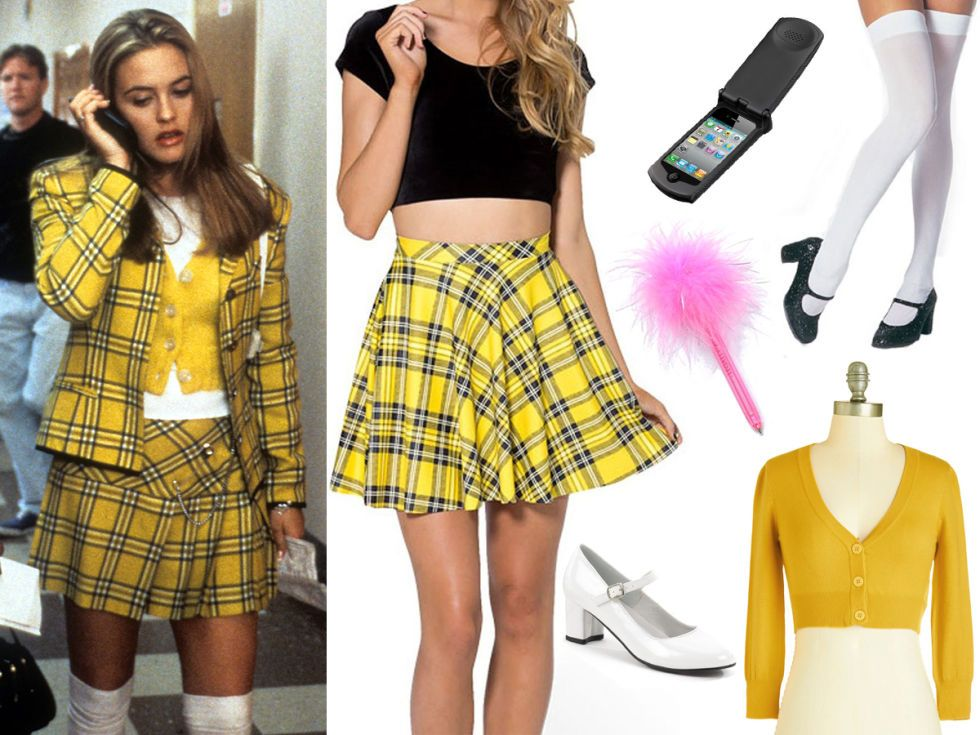 Clueless Costume  sc 1 st  Pinterest & How To Dress Like Cher Dionne And Tai From u0027Cluelessu0027 This ...