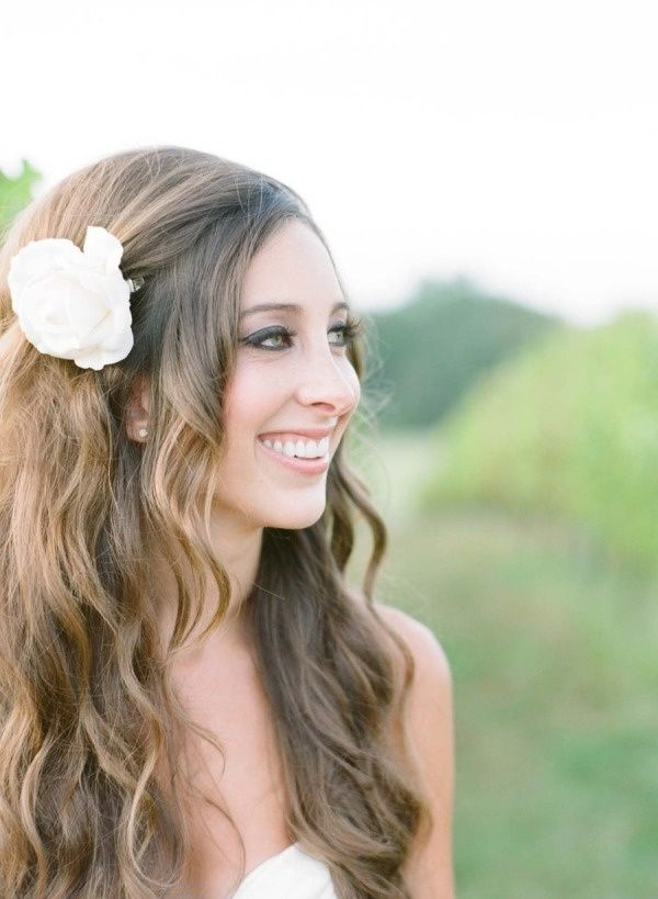 Photo of 4 Easy DIY Wedding Hair Ideas for Brides and