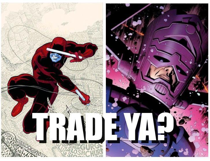 Daredevil for Galactus?
