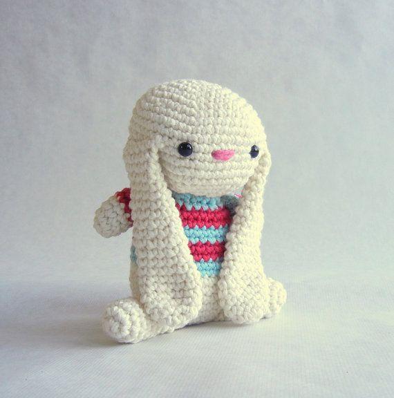 Organic bunny-- love this Etsy site!!