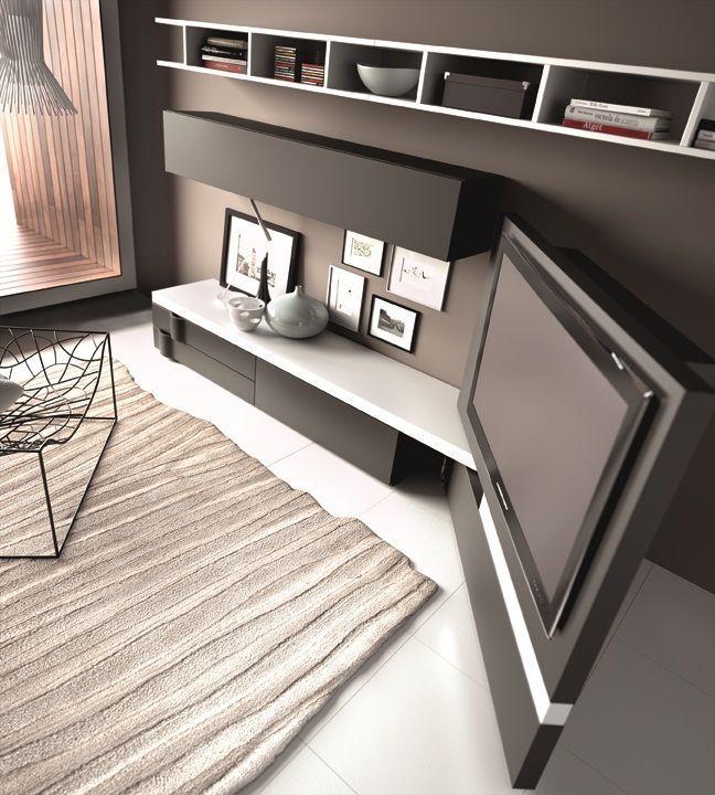 mobiliere tv wand in 2019 tv m bel ecke. Black Bedroom Furniture Sets. Home Design Ideas