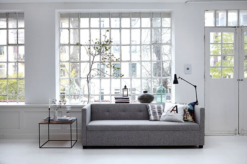 """Sofa """"Botton""""/ we might go for this one."""