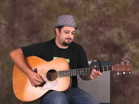 acoustic guitar lesson - how to play rocket man - elton john - easy ...