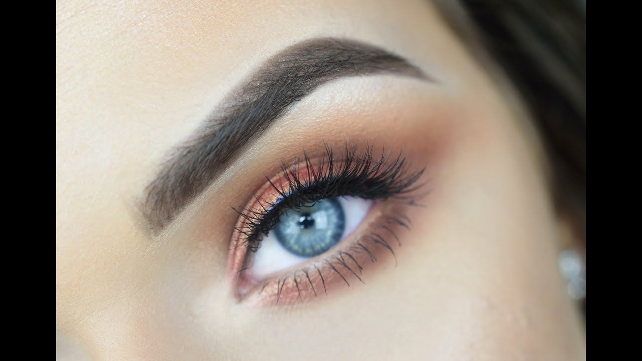 Urban Decay Naked Heat Eye Makeup Tutorial Youtube Makeup