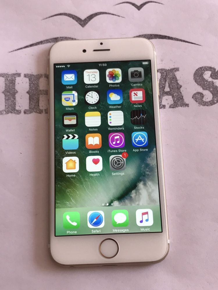 Apple iphone 6 16gb gold unlocked smartphone apple